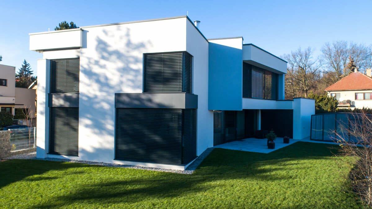 Rodinný dům Kunratice
